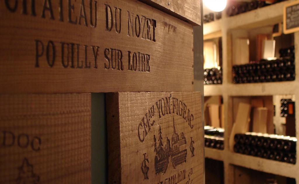 de zwaan wijnkelder