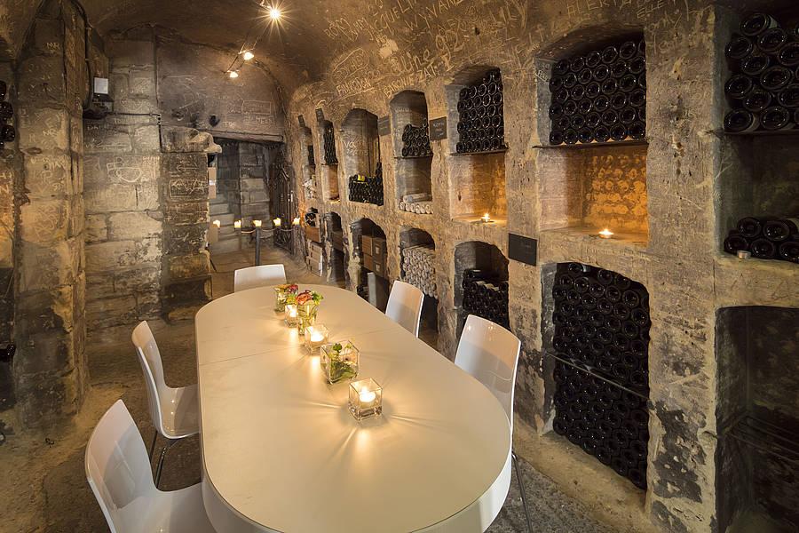 Neercanne wijnkelder