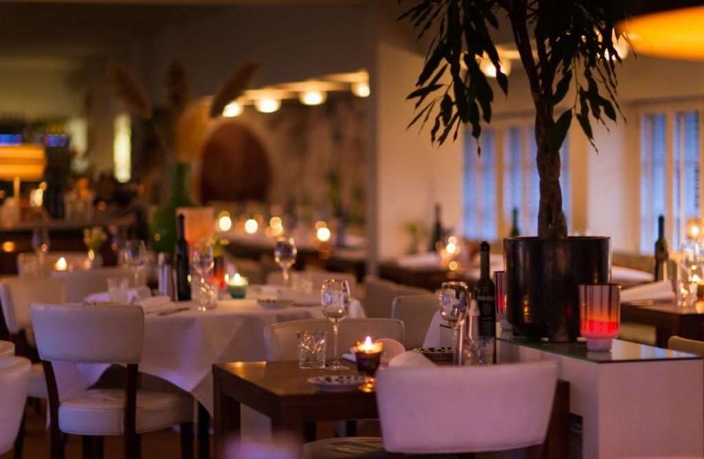 wilhelminapark restaurant sfeer